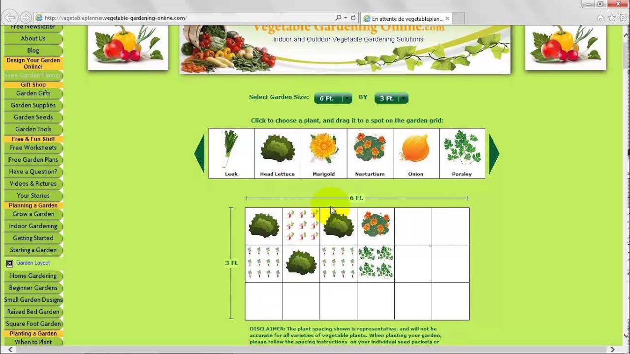 Plan potager online youtube for Cendrier de jardin