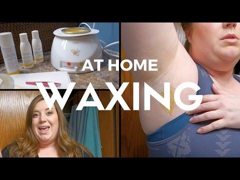 Waxing at Home with Gigi Hard Body Brazilian Waxing Kit