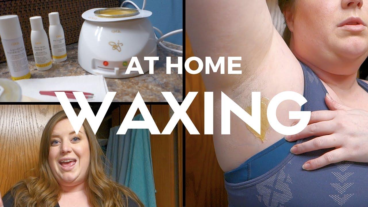 Bikini Wax Video Gigi