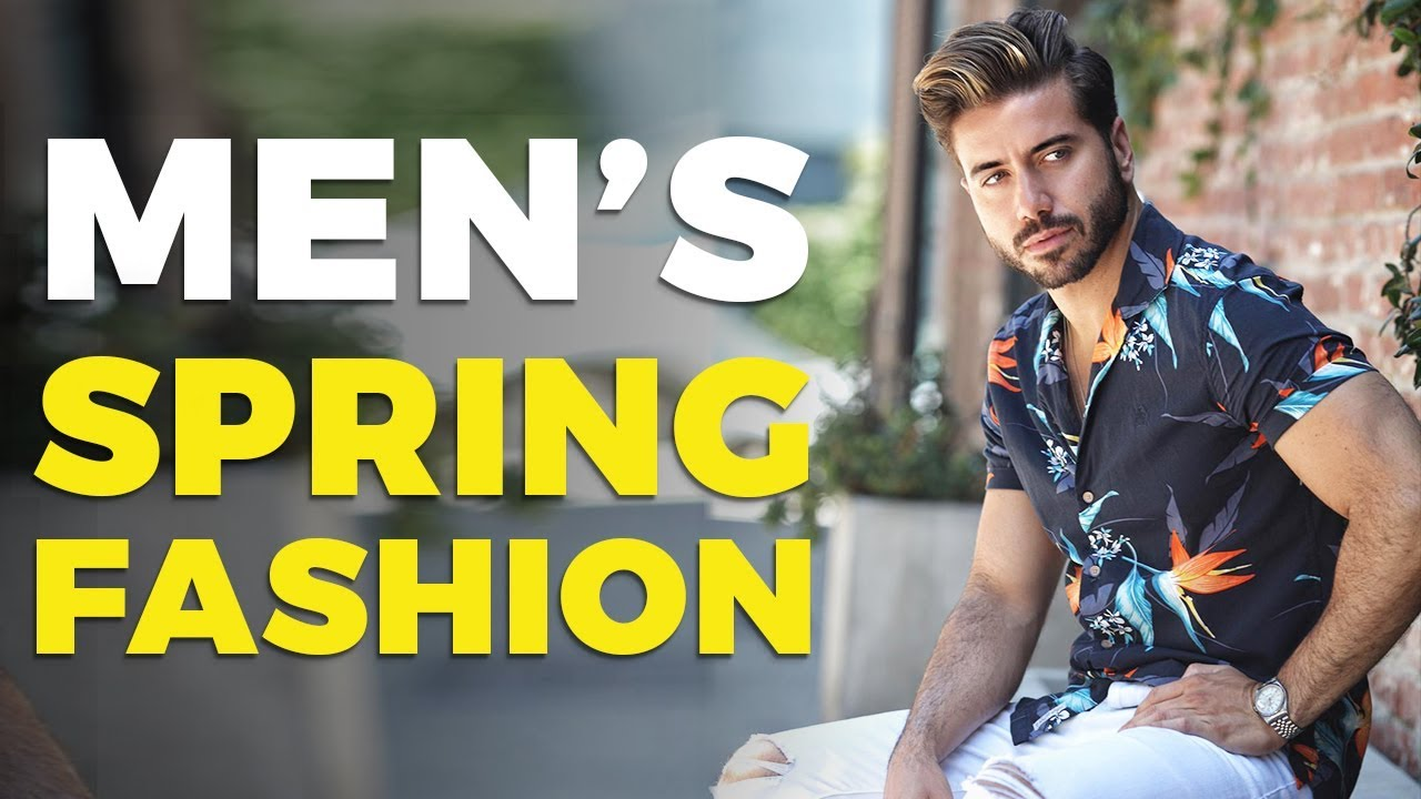 10 Men's Style Trends for Spring 2019 | Alex Costa 7