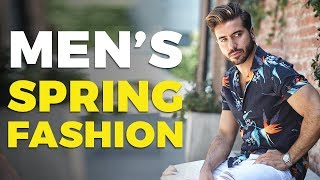 10 Men's Style Trends for Spring 2019 | Alex Costa