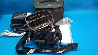 Juuko Radio Remote Controller with 6 handle manipulators video