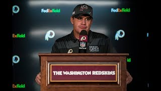 Best Draft Options For Teams Picking Top 10; Jay Gruden Reaction