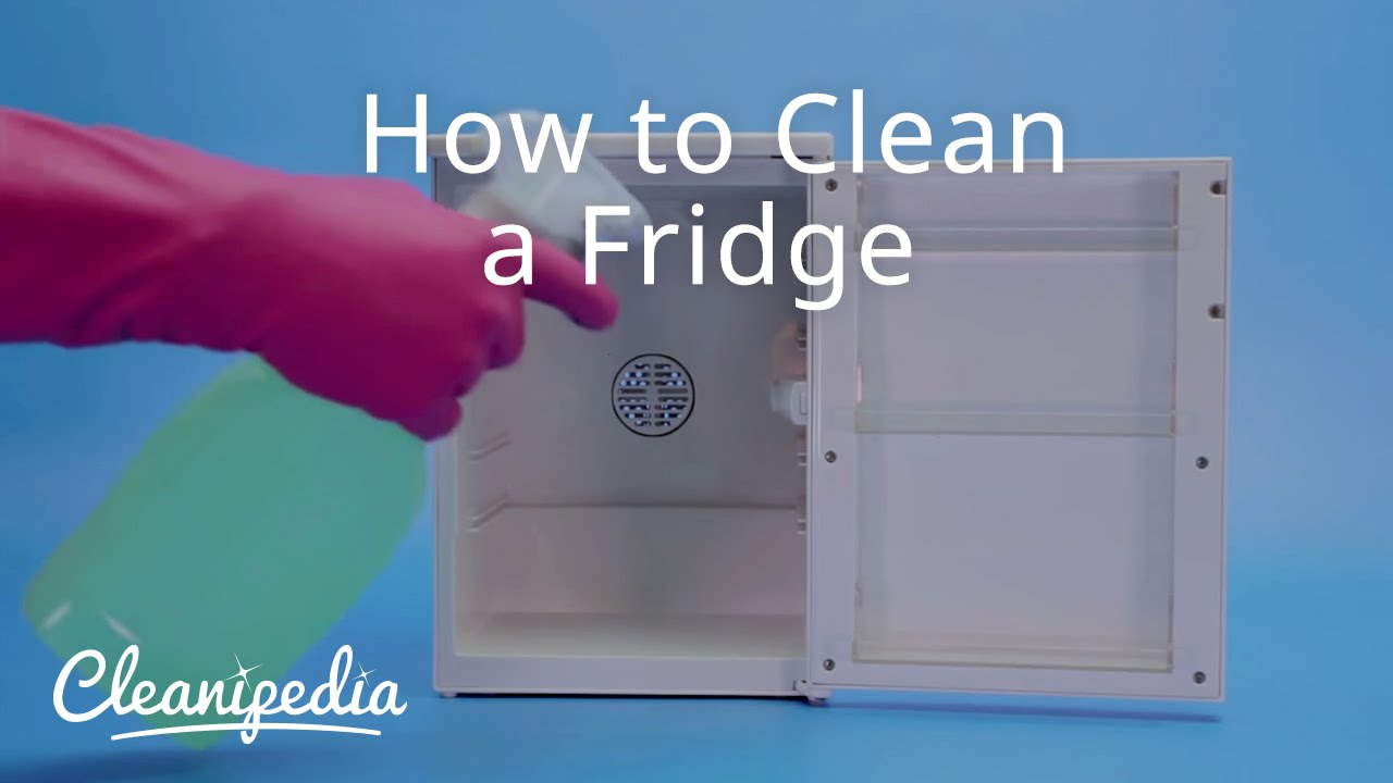 how to clean a fridge youtube. Black Bedroom Furniture Sets. Home Design Ideas