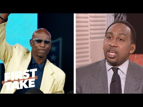 Stephen A.: Eric Dickerson mishandled Hall of Fame boycott proposal | First Take | ESPN