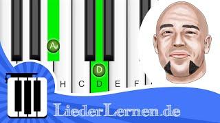 Unheilig - Zeit zu gehen - Klavier lernen - Musiknoten - Akkorde