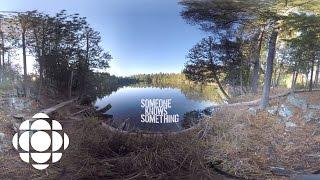 360 Video: Holmes Lake | Someone Knows Something | CBC