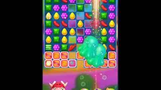 Candy Crush Friends Saga Level 505 - NO BOOSTERS 👩👧👦 | SKILLGAMING ✔️