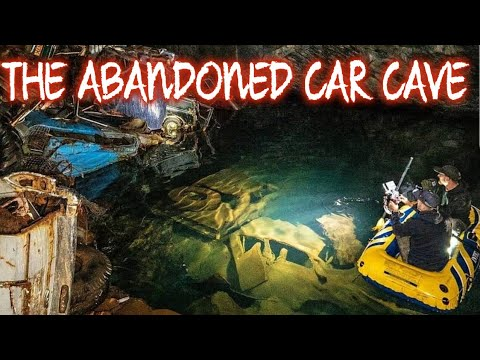 ABANDONED DEEP IN THE CAVES. I FOUND VINTAGE CLASSIC CARS (mins Fords Ect)