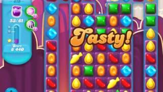 Candy Crush Soda Saga Level 419
