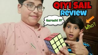 Qiyi Sail (6.8cm) | Bought From Karachi | Review