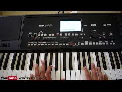 Man Leke Aaya Mata Rani Ke Bhawan Mein ( Piano Tutorial ) | Gulshan Kumar I Pianobajao