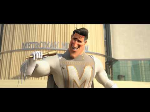 Trailer do filme Heróis Imaginários