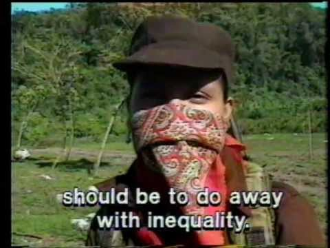 Zapatistas - Voyage of the Red Lightning - Part 3 (last)