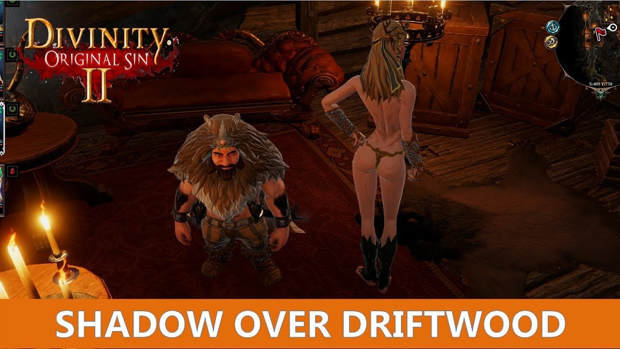 Shadow over driftwood Quest (Divinity Original Sin 2)