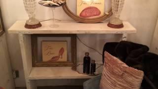 DIY  $30 rustic farmhouse cons…