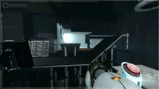 Portal 2 X360 - E3 2010: Demo Part 7: Propulsion Gel