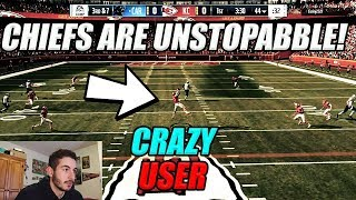 CHIEF'S OFFENSE IS CRAZY! (Madden 19 Online Game #1)