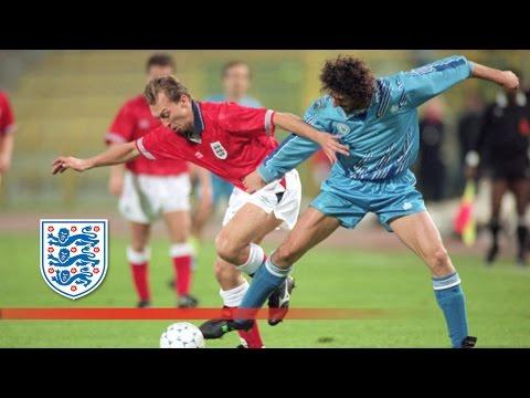 David Platt's sublime goal tally v San Marino | From The Archive