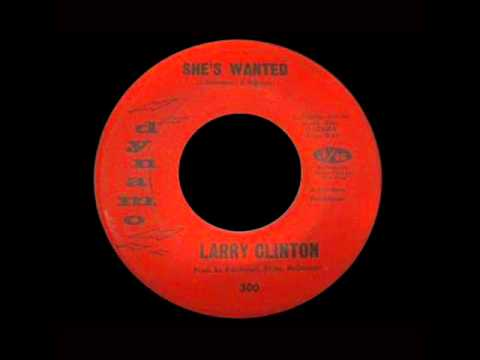 Larry Clinton - She's Wanted