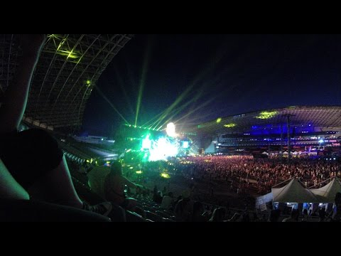 Zedd [Intro] Spectrum / Beautiful Now Live @Ultra Europe 2015 | GoPro