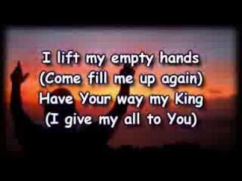 Help Me Find It - Sidewalk Prophets - Worship Video with lyrics