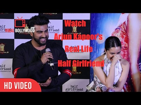 Thumbnail: Arjun Kapoor Reveals His Real Life Half Girlfriend | But Now She is Married | Must Watch