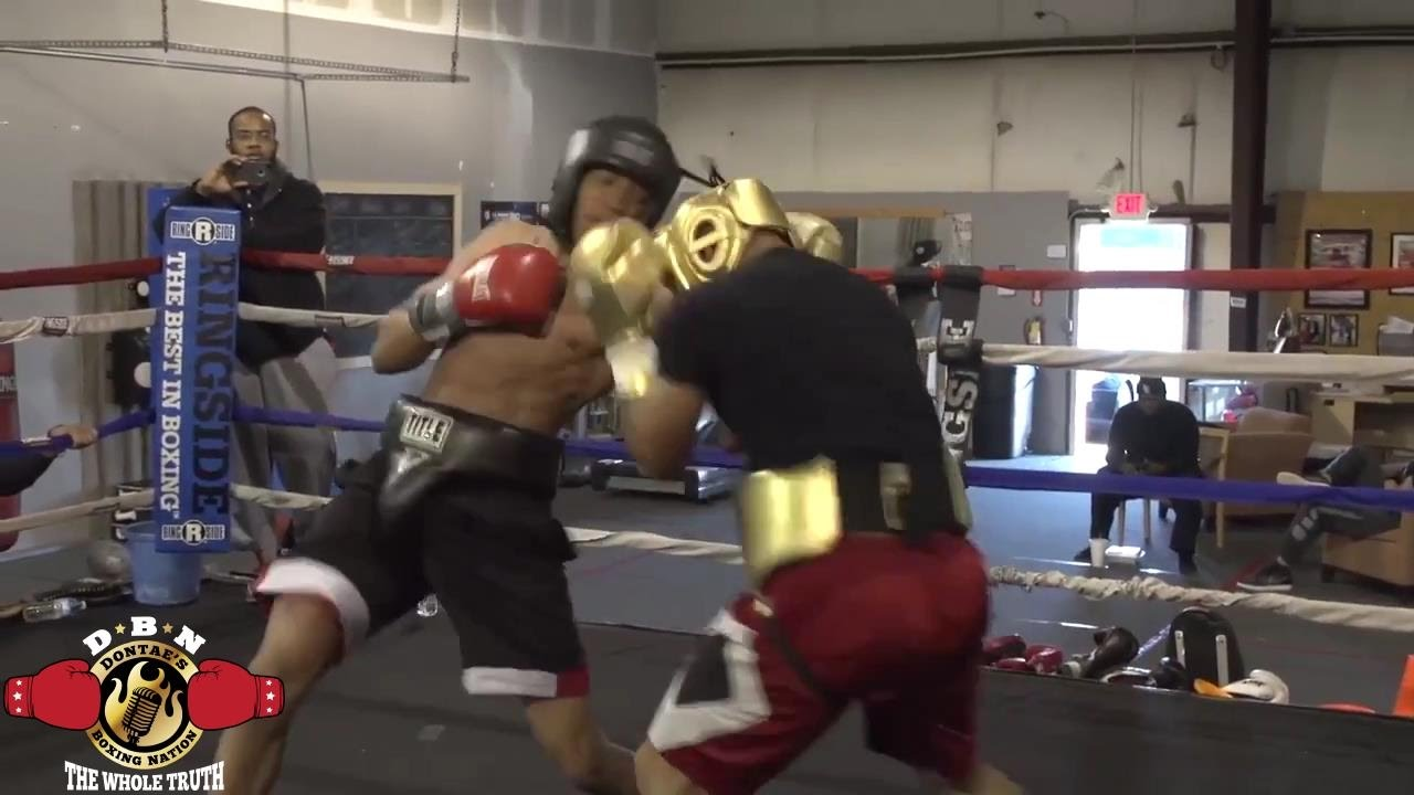 Hot Sparring