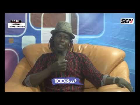 SENTV   Abou Thioubalo invité de 100% BUZZ