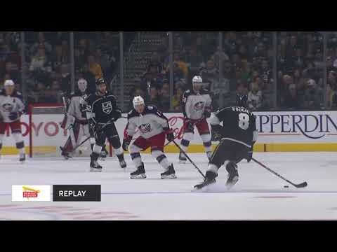 Columbus Blue Jackets vs Los Angeles Kings - March 1, 2018 | Game Highlights | NHL 2017/18