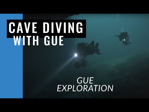 GUE: Dive - Global Underwater Explorers