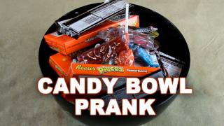 Repeat youtube video Candy Bowl Prank (Please Take One)