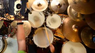 Artist: Stratovarius Album: Visions Song: Black Diamond Drum Cover ...