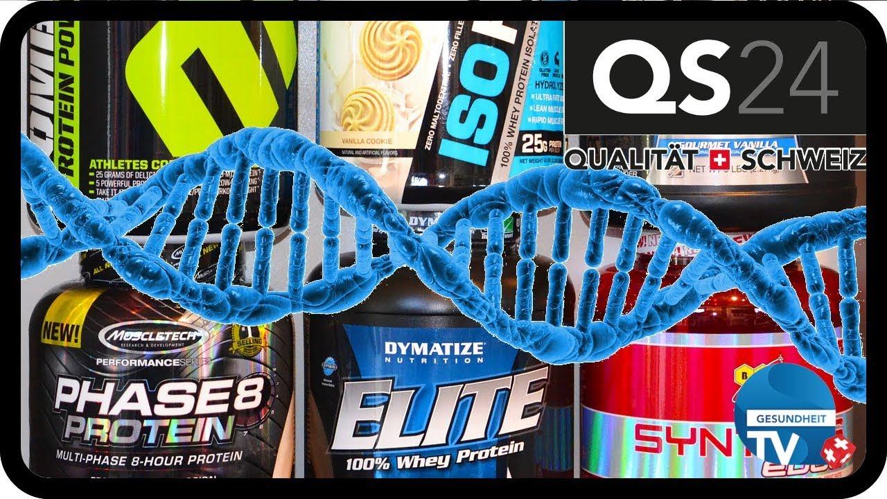 Der Protein'ismus – der Hype mit den Proteinen | Gesundheit | QS24 26.06.2019