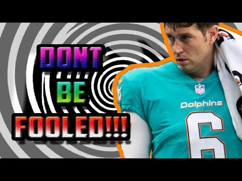 STOP RIGHT NOW! MIAMI DOLPHINS FANS BEING BRAINWASHED BY JAY CUTLER!!