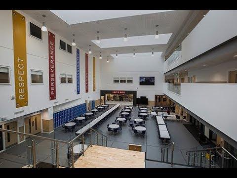 Newbattle Community Campus - Complete