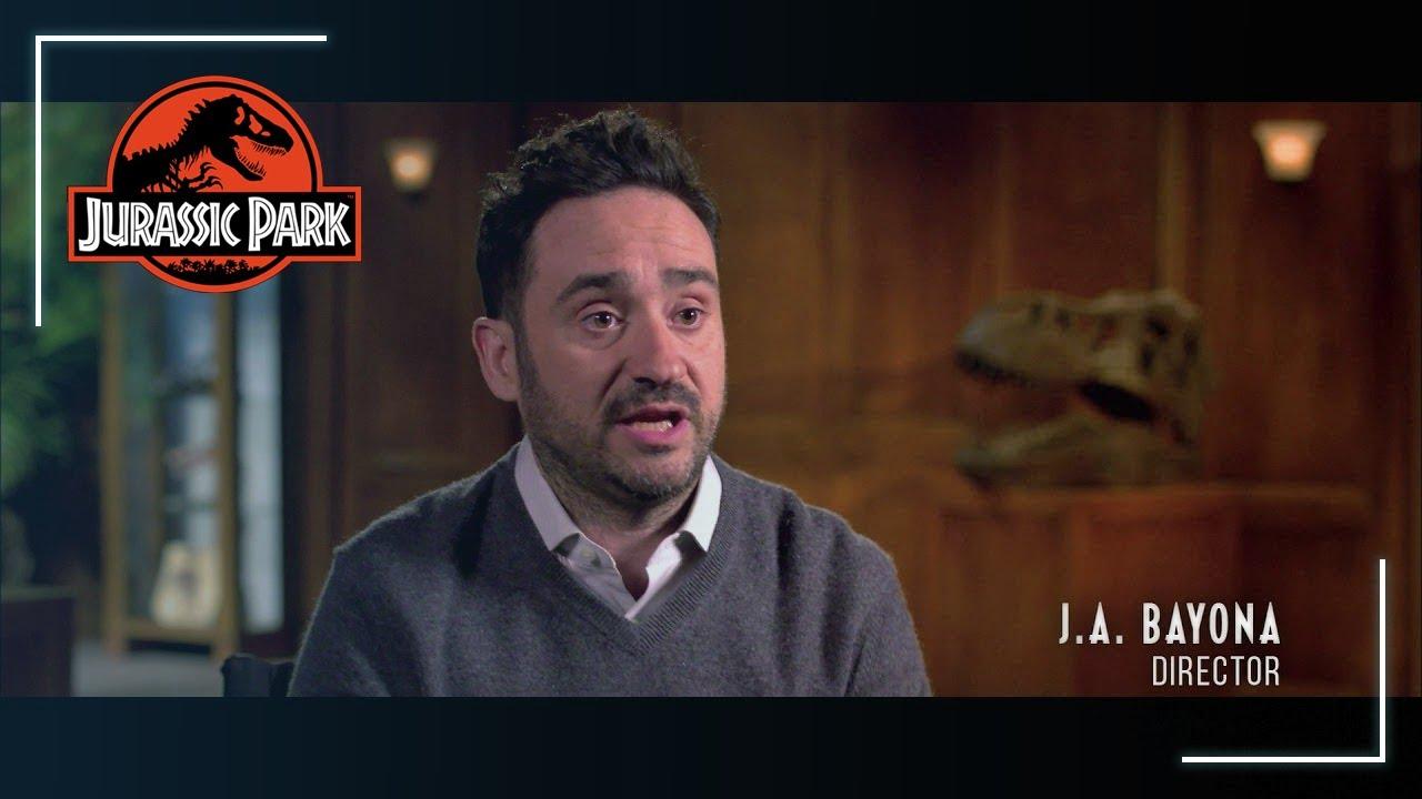Jurassic World: Fallen Kingdom   Making Movie History   Own it 9/4 on Digital, 9/18 on Blu-ray & DVD