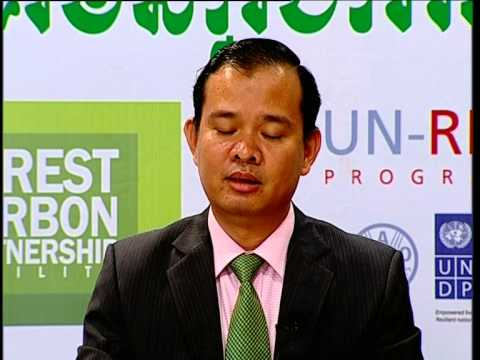 Community Participation in REDD+ Activities (By Secretariat of Cambodia REDD+ Taskforce)