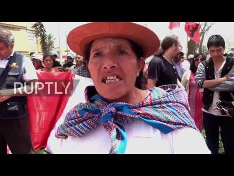 OBAMA TPP MEETING IN PERU