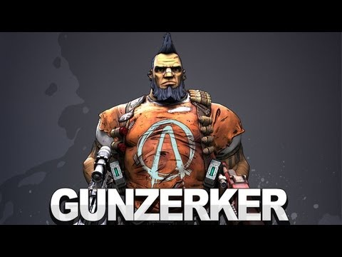 borderlands 2 - 0 - Borderlands 2 – Gameplay Videos