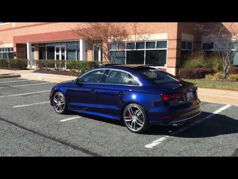 Audi S3 - ThatBlueS3 Channel Trailer