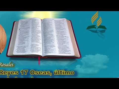 2 Reyes 17 Oseas, último  Rey De Israel