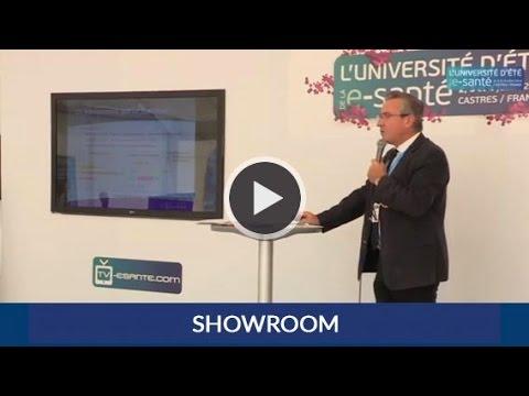 Quelle utilisation des applications mobiles par les professionels de santé ? (showroom)