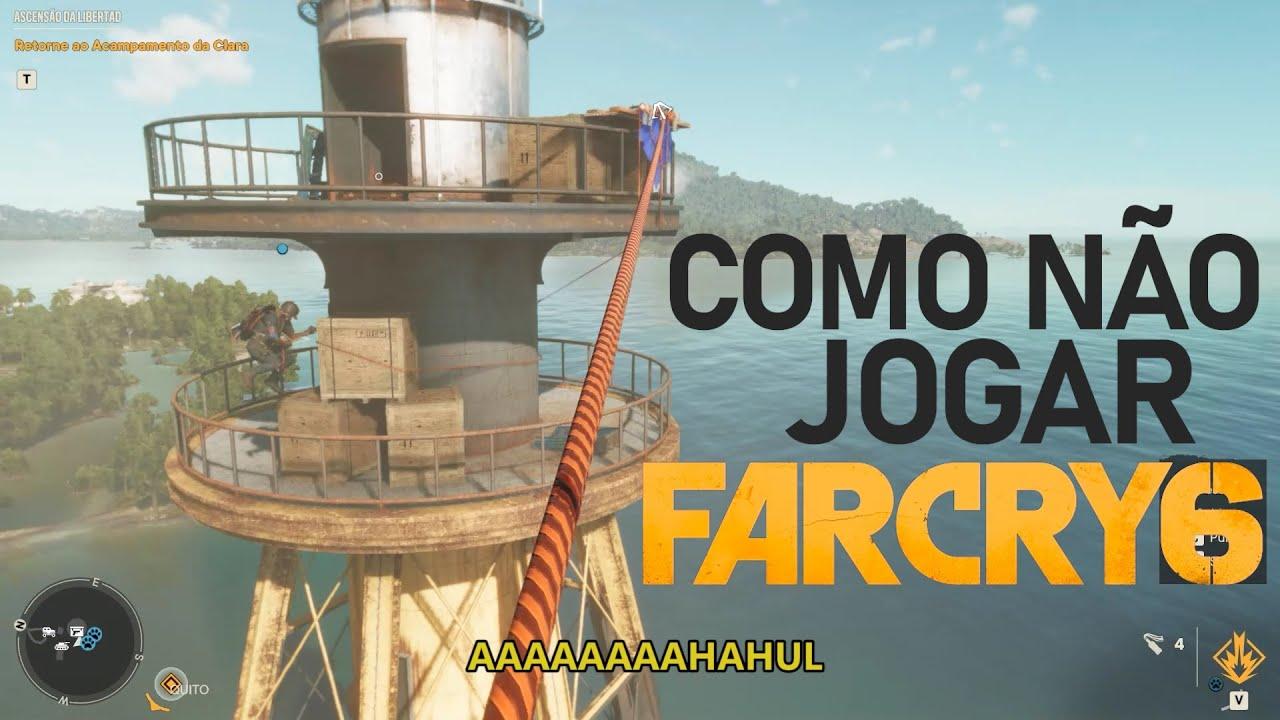 Como NÃO jogar Far Cry 6