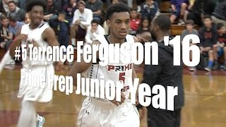 # 5 Terrence Ferguson '16, Prime Prep Junior Year, UA Holiday Classic