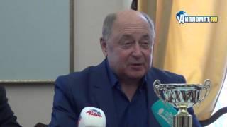 Заслуженный тренер России по фигурному катанию на коньках Алексей Мишин
