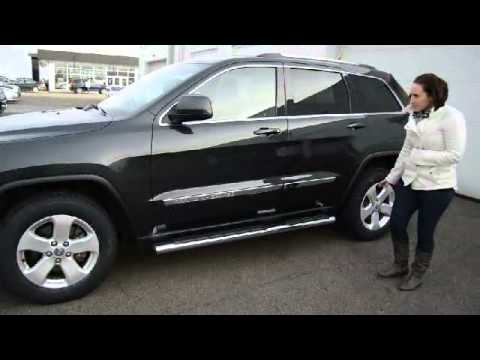 Rachel Presents A 2011 Jeep Grand Cherokee At Axelrod
