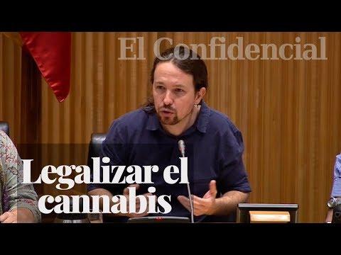 Podemos propone legalizar el cannabis en España por cuestiones económicas
