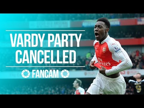 FanZone | No Vardy party at the Emirates - Arsenal 2-1 Leicester