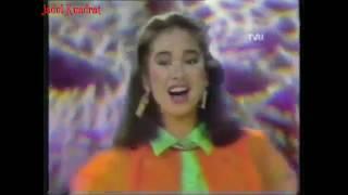Titi DJ Waktu Masih Muda Tahun 1985 - Menyanyikan Lagu Hadirmu